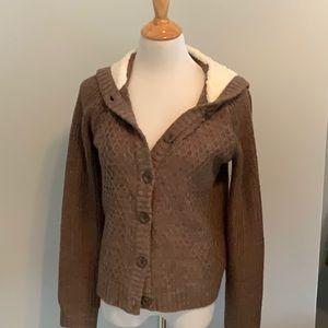 Tan / Brown Mossimo sweater